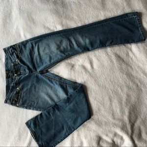Seven7 boot cut jeans. Size 10
